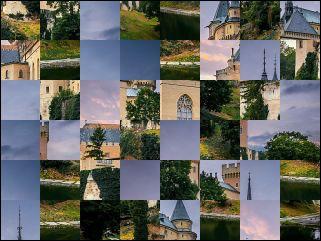 Biélorusse puzzle №235324