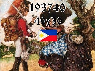 Puzzle Philippin №193740