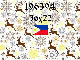 Philippine de puzzle №196394