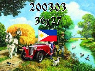 Puzzle Philippin №200303