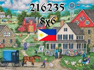 Puzzle Philippin №216235