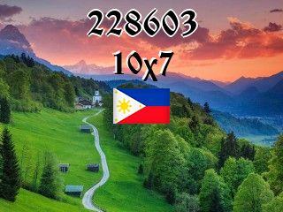 Puzzle Philippin №228603