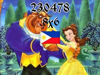 Puzzle Philippin №230478