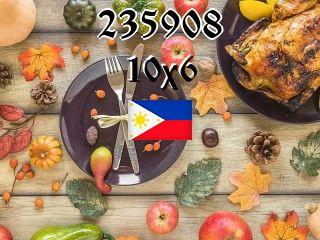 Puzzle Philippin №235908