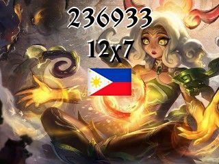 Philippine de puzzle №236933