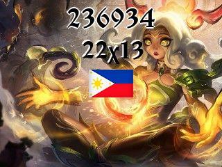 Philippine de puzzle №236934