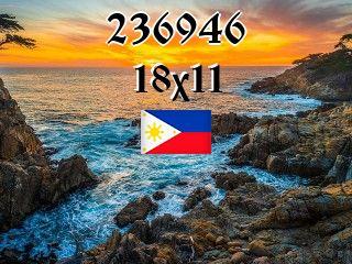Philippine de puzzle №236946