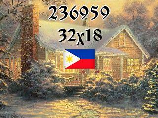 Philippine de puzzle №236959