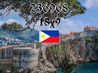 Philippine de puzzle №236968