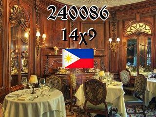 Philippine de puzzle №240086