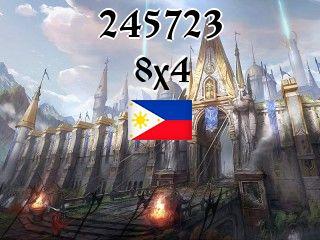 Puzzle Philippin №245723