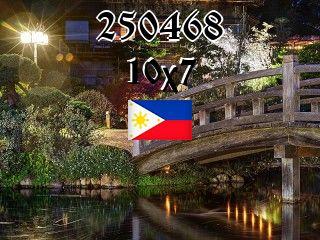 Puzzle Philippin №250468