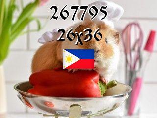 Puzzle Philippin №267795
