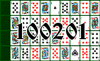 Solitaire №100201
