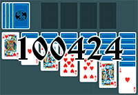 Solitaire №100424