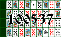 Solitaire №100537