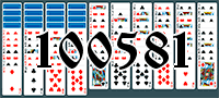 Solitaire №100581