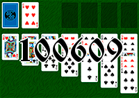 Solitaire №100609