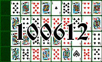 Solitaire №100612