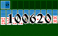 Solitaire №100620