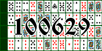 Solitaire №100629