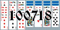 Solitaire №100718
