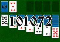 Solitaire №101072