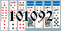 Solitaire №101092