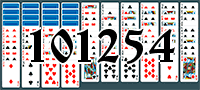 Solitaire №101254