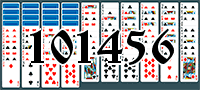 Solitaire №101456