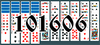 Solitaire №101606