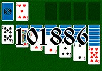 Solitaire №101886