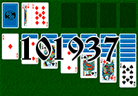 Solitaire №101937