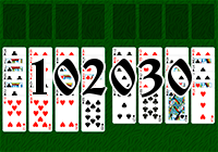 Solitaire №102030