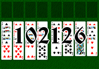 Solitaire №102126