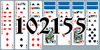Solitaire №102155