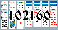 Solitaire №102160