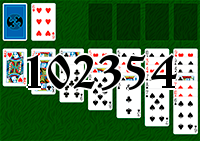 Solitaire №102354