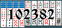 Solitaire №102382