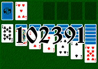 Solitaire №102391