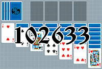 Solitaire №102633