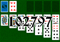 Solitaire №102797