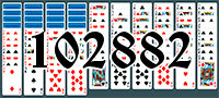 Solitaire №102882