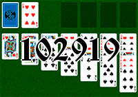 Solitaire №102919