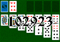 Solitaire №102923