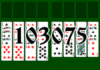 Solitaire №103075