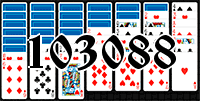 Solitaire №103088