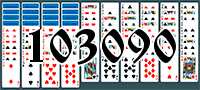 Solitaire №103090