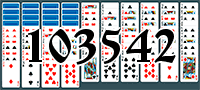 Solitaire №103542