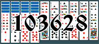 Solitaire №103628